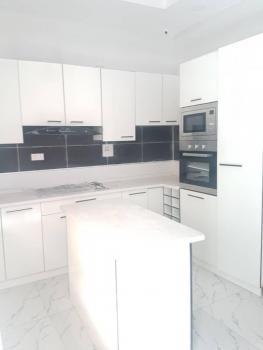 Self Compound Brand New 4 Bedrooms Semi-detached Duplex with a Bq, Chevron Drive, Lekki, Lagos, Semi-detached Duplex for Rent