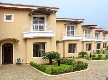 4 Bedroom Terraced House with Bq in a Large and Beautiful Compound, Parkview, Ikoyi, Lagos, Terraced Duplex for Rent