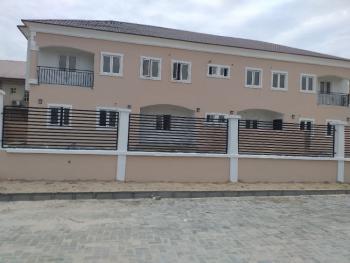 Brand New 4 Bedrooms Semi Detached Duplex with Room Bq., Eden Garden Estate, Before Lagos Business School, Ajah, Lagos, Semi-detached Duplex for Rent