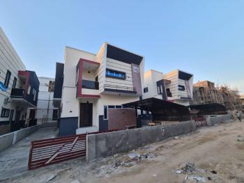 Brand New 4 Bedroom Semi Detached Duplex, By Second Tollgate, Lekki, Lagos, Semi-detached Duplex for Sale