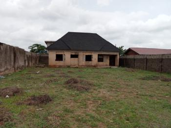 Standard Three Bedroom Flat, Off Agric Road, Igando, Alimosho, Lagos, Detached Bungalow for Sale