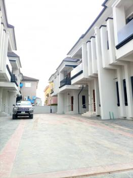 4 Bedrooms Terrace with Bq, 2nd Tollgate, Lekki, Lagos, Terraced Bungalow for Rent