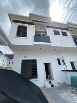 Brandnew 4 Bedrooms Semi Detached Duplex, Thomas Estate, Ajah, Lagos, Semi-detached Duplex for Rent