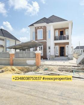 a Massive 5 Bedroom Fully Detached Duplex with a Bq, Ikota, Lekki, Lagos, Detached Duplex for Sale