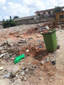 Commercial 2 Plots  with 247 Power, Fasheun Street,century Interlocking, Ago Palace, Isolo, Lagos, Commercial Land for Sale