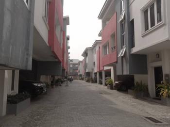 Luxury 4 Bedroom Townhouse, Kusenla Road, Ikate, Lekki, Lagos, Terraced Duplex for Sale
