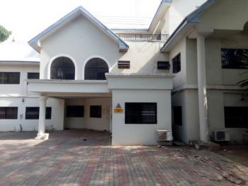 7 Bedrooms Detached Duplex with Bq, Off Ibb Way, Maitama District, Abuja, Detached Duplex for Rent