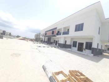 Luxurious Duplex in a Gated Estate, Abijo, Lekki, Lagos, Terraced Duplex for Sale