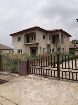 Uncompleted 4 Bedroom Detached House with Bq, Pentagon Estate, Mowe Town, Ogun, Detached Duplex for Sale