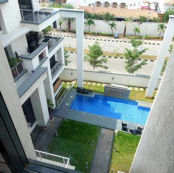 Fully Serviced 4 Bedrooms Massionette with a Bq, Banana Island, Ikoyi, Lagos, House for Rent