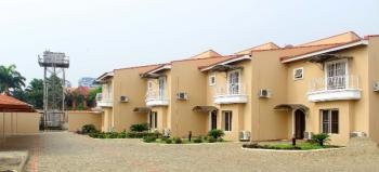Tastefully Built 4 Bedrooms Terraced House with Bq, Parkview, Ikoyi, Lagos, Terraced Duplex for Rent