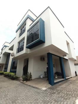 Well Finished Fully Detached 4 Bedroom Duplex with a Bq, Ikoyi, Lagos, Detached Duplex for Rent