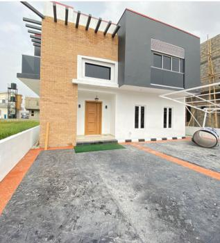 5 Bedroom Fully Detached with Bq, Spacious Rooms, Orchid Road, Lekki Phase 2, Lekki, Lagos, Detached Duplex for Sale