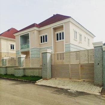 Beautiful Finished Modern 5 Bedroom Fully Detached Duplex, Kukwaba, Abuja, Detached Duplex for Sale