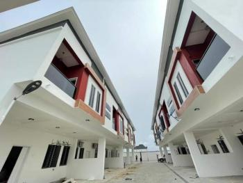 Units of  Fully Serviced 4 Bedroom Terrace Duplex, 2nd Toll Gate, Lekki, Lagos, Terraced Duplex for Sale
