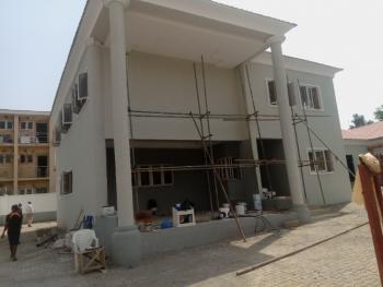 5 Bedrooms, 2 Sitting Room, Area 11, Garki, Abuja, House for Rent