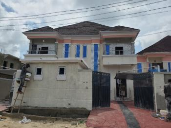 Newly Built  and Well Finished 4 Bedroom Duplex with Bq, Victory Estate, Ajah, Lagos, Semi-detached Duplex for Sale