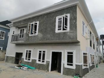 3 Units of 3 Bedrooms Duplex with Executive Facilities, Monastery Road By Shoprite, Sangotedo, Ajah, Lagos, Terraced Duplex for Rent