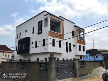 5 Bedrooms Semi Detached (all Ensuite) and a Room Servant Quarter, Gra Phase 2, Magodo, Lagos, Semi-detached Duplex for Sale