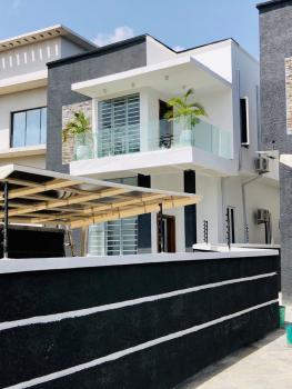 Contemporary Styled 5 Bedrooms Detached House + Bq + Carport, Bera Estate, Off Chevron Drive, Lekki Expressway, Lekki, Lagos, Detached Duplex for Sale