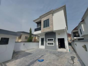 4 Bedrooms Fully Detached Duplex with Bq, Chevron, Lekki, Lagos, Detached Duplex for Rent