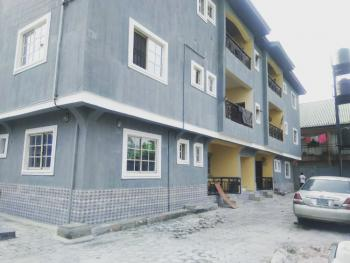 Standard 3 Bedrooms Flat with Federal Light and Gated Estate Security, Valley View Estate, Off Rumuokwurusi Tank, By Eneka Road, Port Harcourt, Rivers, Flat for Rent