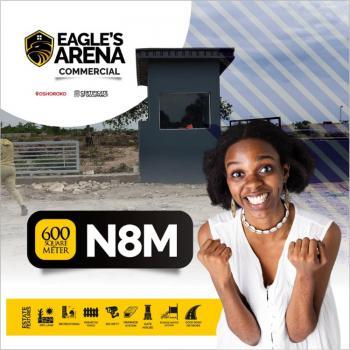 Land. Best Commercial Estate., Eagles Arena., Ibeju Lekki, Lagos, Commercial Property for Sale