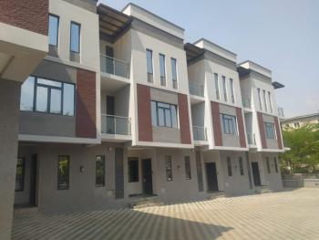 Exquisite 4 Bedrooms Terraced Duplex with Bq, Jabi, Abuja, Terraced Duplex for Sale