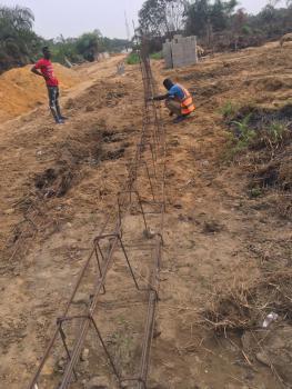 Dry Estate Land, Shapati Near Beechwood Estate and Few Minutes From Cosharis, Bogije, Ibeju Lekki, Lagos, Residential Land for Sale