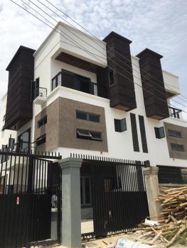 2 Units of a 4 Bedroom Semi Detached Duplex with Bq, Sangotedo, Ajah, Lagos, Semi-detached Duplex for Sale