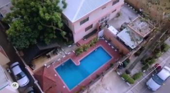 5 Bedroom Duplex with Pool & Hangout Area Parties Allowed, Opebi, Ikeja, Lagos, Semi-detached Duplex Short Let