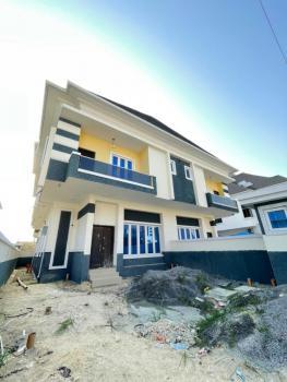 Beautiful 4 Bedrooms Semi Detached Duplex, Chevron, Lekki Phase 2, Lekki, Lagos, Semi-detached Duplex for Sale