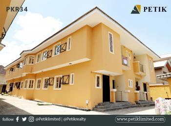 Newly Built 3 Bedrooms Semi Detached Duplex, Idado, Lekki, Lagos, Semi-detached Duplex for Rent
