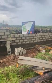 Well Located 600sqm Dry Land, Awoyaya, Ibeju Lekki, Lagos, Residential Land for Sale