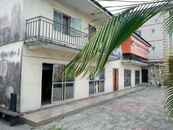 a Storey Building with 2 Mini Halls, 7 Office Spaces & Mini Warehouse, Along Deco Road, Warri, Delta, Office Space for Rent
