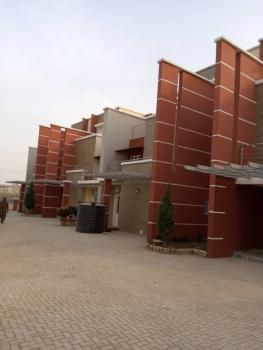 Newly Built 4 Units of 4 Bedrooms Terraced Duplex with a Bq, Jahi, Abuja, Terraced Duplex for Rent