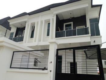 4 Semi Detached Duplex with Bq, Chevron Drive, Lekki Phase 2, Lekki, Lagos, Semi-detached Duplex for Sale