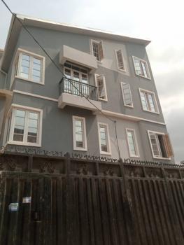 Newly Built Spacious 2 Bedrooms Duplex, Bariga, Shomolu, Lagos, Detached Duplex for Rent