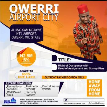 Dry Lands, Sam Mbakwe Intl Airport Road, Owerri Municipal, Imo, Land for Sale