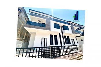 Luxurious 4 Bedrooms + 1 Bq Semi Detached Duplex, Chevron Alternative Route, Lekki Phase 2, Lekki, Lagos, Semi-detached Duplex for Rent