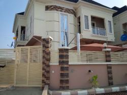 Well Located, Brand New And Well Finished 4 Bedroom Detached Duplex With Boys Quarter, Chevy View Estate, Lekki, Lagos, 4 bedroom, 7 toilets, 6 baths Detached Duplex for Sale
