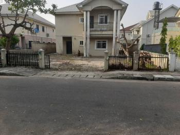 5 Bedroom Fully Detached Duplex with a Bq, Carlton Gate Estate, Chevron Drive., Lekki, Lagos, House for Sale