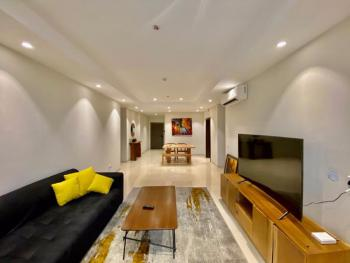 Luxury 2 Bedroom Serviced Apartment, Blue Waters, Second Roundabout Sapphire Tower, Lekki Phase 1, Lekki, Lagos, Flat Short Let