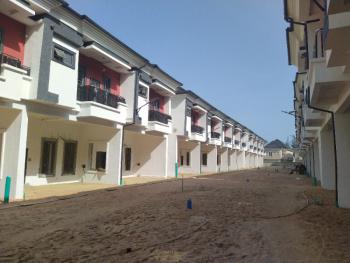 Luxury 4 Bedrooms Terrace Duplex with a Fitted Kitchen, Ikota Gra, Ikota, Lekki, Lagos, Terraced Duplex for Sale