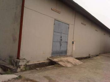 a Ware House on a Half Plot of Land, 14 Kareem Kamoru Street, Igbe Ogunro Second Palace, Ijede, Lagos, Commercial Land for Sale