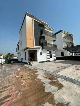 Elegant 5 Bedroom Detached House with Swimming Pool, 2nd Toll Gate, Lekki, Lagos, Detached Duplex for Sale