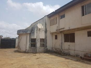 Six Units of Two Bedroom Flats on One and Half Plot of Land., Ijegun, Ikotun, Lagos, Flat for Sale
