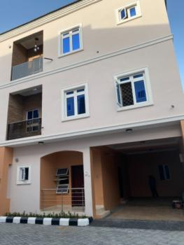 Exquisite Finished 4 Bedroom Terrace with Pool, Gym & 24 Hours Power, Ikate, Lekki, Lagos, Terraced Duplex for Sale