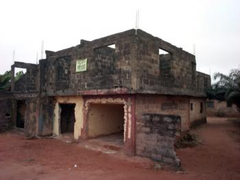 an Uncompleted 8 Flats and a Duplex on a 100x250ft, Gapiona Gra, Benin, Oredo, Edo, Block of Flats for Sale