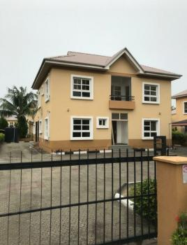 4 Bedrooms Fully Detached Duplex with Room Boys Quater. 24 Hours Light, Northern Foreshore Estate, Lekki, Lagos, Detached Duplex for Rent